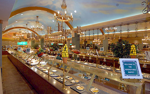 Best Cheap Buffets in Las Vegas